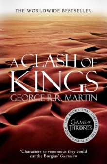 A Clash of Kings, Paperback Book