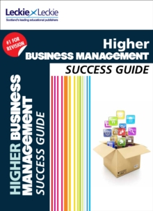 CFE Higher Business Management Success Guide, Paperback Book
