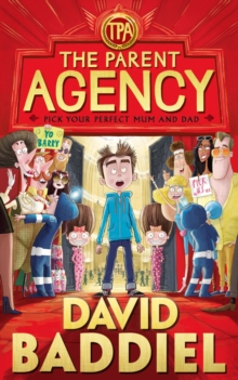 The Parent Agency, Hardback Book