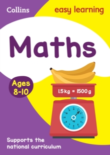 Maths Ages 8-10, Paperback Book