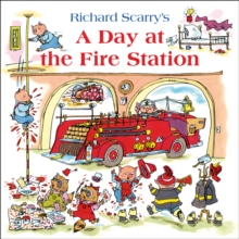 A Day at the Fire Station, Paperback Book