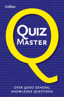 Collins Quiz Master, Paperback Book