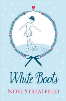 White Boots, Hardback Book