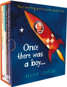 Once there was a boy... : Boxed Set, Mixed media product Book