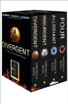 Divergent Series Box Set (books 1-4 plus World of Divergent), Mixed media product Book