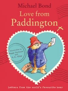 Love from Paddington, Hardback Book