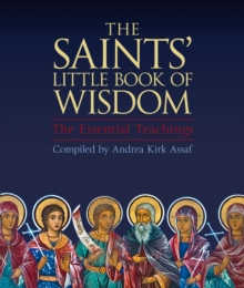 The Saints' Little Book of Wisdom, Paperback Book