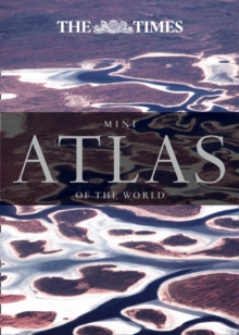 The Times Mini Atlas of the World, Hardback Book