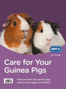 Care for Your Guinea Pigs, Paperback Book