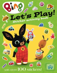 Let's Play sticker activity book, Mixed media product Book