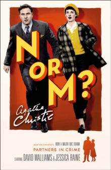 N or M? : A Tommy & Tuppence Mystery, Paperback Book