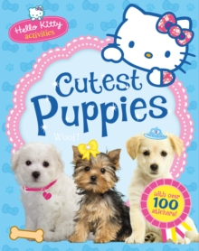 Hello Kitty's Cutest Puppies, Paperback Book