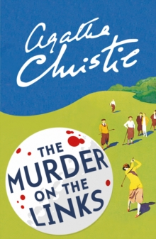 The Murder on the Links, Paperback Book