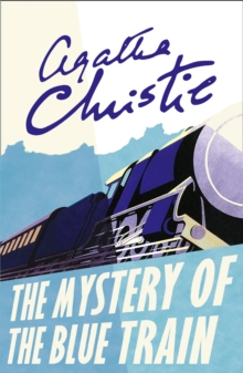 The Mystery of the Blue Train, Paperback Book