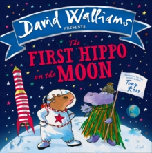 The First Hippo on the Moon, Paperback Book