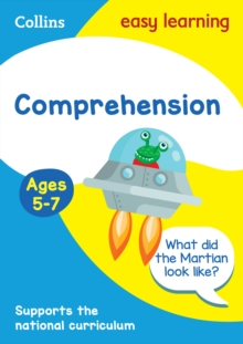 Comprehension Ages 5-7: New Edition, Paperback Book