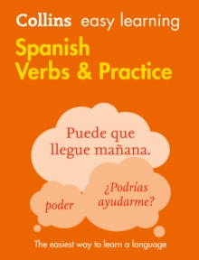 Easy Learning Spanish Verbs and Practice, Paperback Book