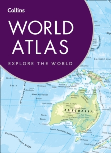 Collins World Atlas: Paperback Edition, Paperback Book