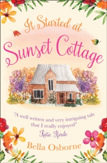It Started at Sunset Cottage, Paperback Book