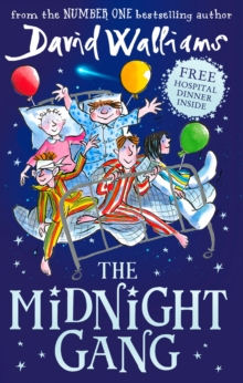 The Midnight Gang, Hardback Book