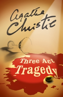 Three Act Tragedy, Paperback Book