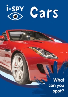 i-Spy Cars : What Can You Spot?, Paperback Book