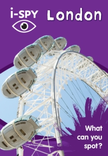 i-Spy London : What Can You Spot?, Paperback Book
