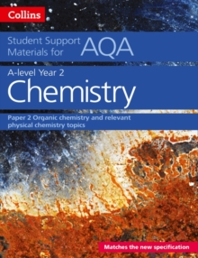 AQA A Level Chemistry Year 2 Paper 2, Paperback Book
