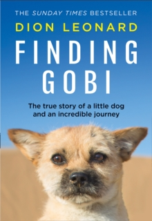 Finding Gobi (Main edition) : The True Story of a Little Dog and an Incredible Journey, Hardback Book