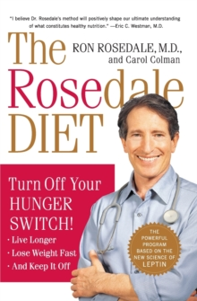 The Rosedale Diet, Paperback Book