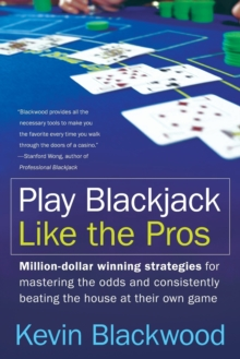Play Blackjack Like The Pros, Paperback Book