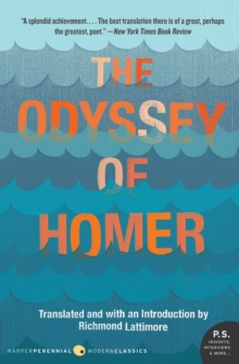 The Odyssey Of Homer, Paperback Book