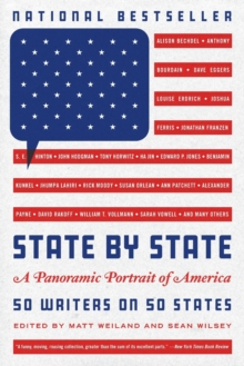 State by State : A Panoramic Portrait of America, Paperback Book