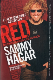 Red : My Uncensored Life in Rock, Paperback Book