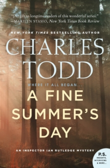 A Fine Summer's Day : An Inspector Ian Rutledge Mystery, Paperback Book