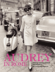 Audrey in Rome, Hardback Book