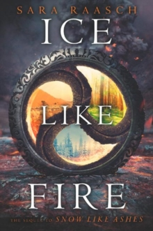 Ice Like Fire, Hardback Book