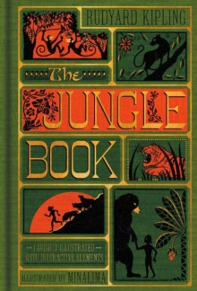 The Jungle Book (Illustrated with Interactive Elements), Hardback Book