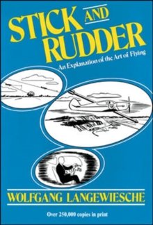 Stick And Rudder, Hardback Book