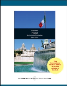 Prego: An Invitation to Italian, Paperback Book