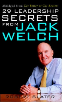 29 Leadership Secrets from Jack Welch, Paperback Book