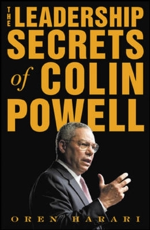 The Leadership Secrets of Colin Powell, Paperback Book