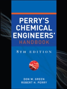 Perry's Chemical Engineers' Handbook, Hardback Book
