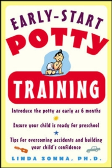Early-start Potty Training, Paperback Book