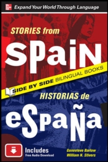 Stories from Spain/Historias de Espana, Paperback Book