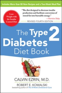 Type 2 Diabetes Diet Book, Paperback Book