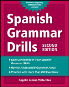 Spanish Grammar Drills, Paperback Book