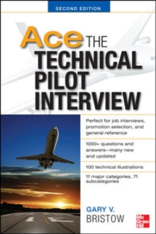 Ace The Technical Pilot Interview, Paperback Book