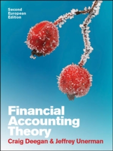 Financial Accounting Theory, Paperback Book