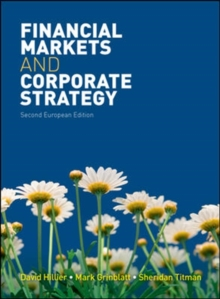 Financial Markets and Corporate Strategy, Paperback Book